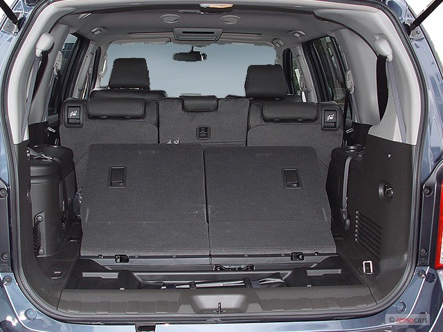 Image 2005 Nissan Pathfinder Le 4wd Trunk Size 640 X 480 Type Gif Posted On May 7 2008