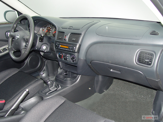 Image 2005 Nissan Sentra 4door Sedan SER Spec V Manual LEV