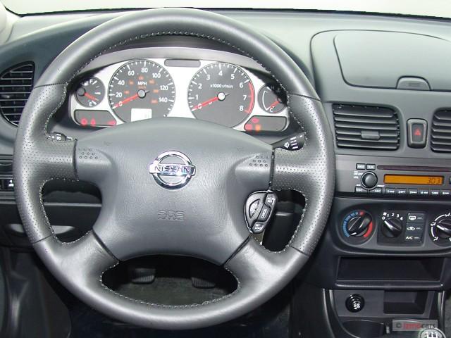 image 2005 nissan sentra 4 door sedan se r spec v manual lev steering wheel size 640 x 480. Black Bedroom Furniture Sets. Home Design Ideas