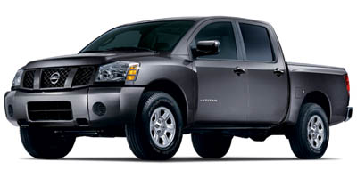 2005 Nissan Titan Review, Ratings, Specs, Prices, And Photos   The Car  Connection