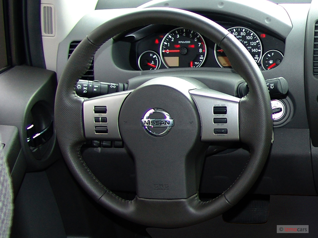 image 2005 nissan xterra 4 door se 4wd v6 auto steering wheel size 640 x 480 type gif. Black Bedroom Furniture Sets. Home Design Ideas