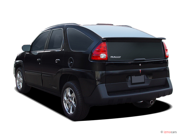 In 2005 And Replaced By The Forgettable Pontiac Tor From 2002 Dropped Dark Plastic Body Cladding Favor Of Color