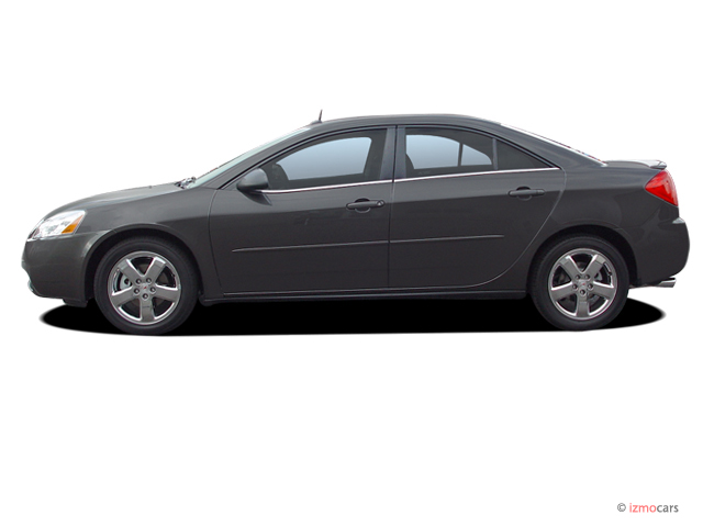Image 2005 Pontiac G6 4 Door Sedan Gt Side Exterior View