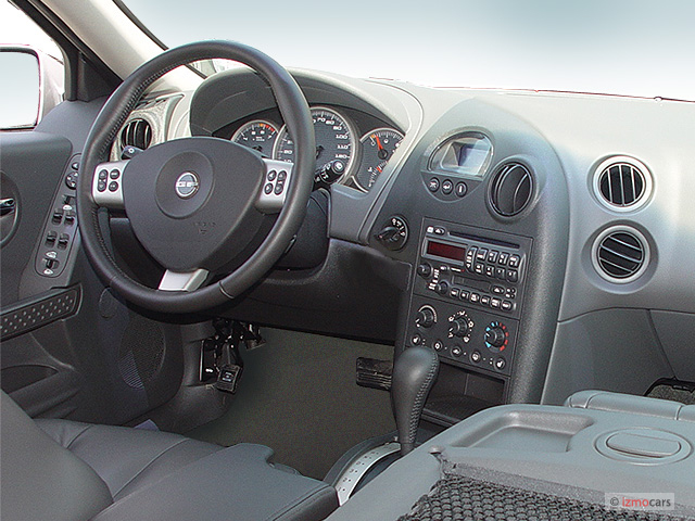 Image 2005 Pontiac Grand Prix 4 Door Sedan Gt Dashboard