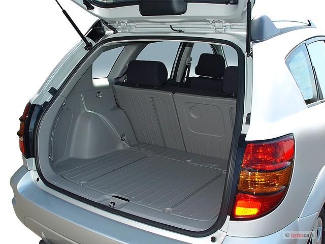 Image 2005 Pontiac Vibe 4 Door Hb Trunk Size 640 X 480