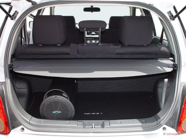 Image 2005 scion xa 4 door sedan auto natl trunk size 640 x 2005 scion xa 4 door sedan auto natl trunk sciox Images