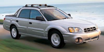 2005 Subaru Baja (Natl) Sport