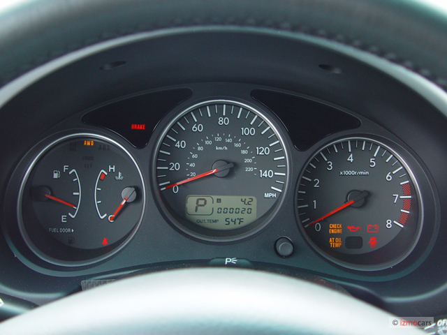Image: 2005 Subaru Forester (Natl) 4-door 2.5 XT Auto w ...