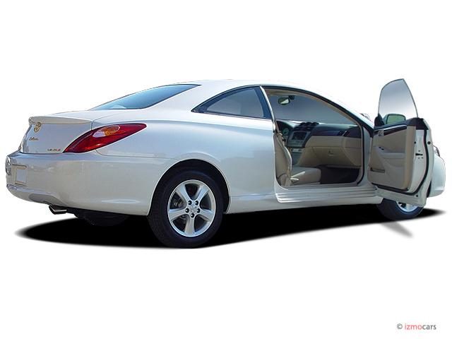2005 Toyota Camry Solara 2 Door Coupe SLE Auto (Natl) Door Controls