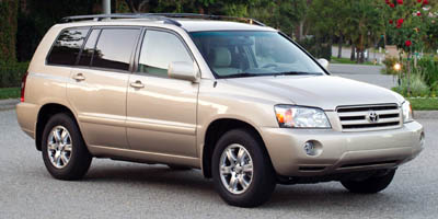 2005 Toyota Highlander Review, Ratings, Specs, Prices, and ...