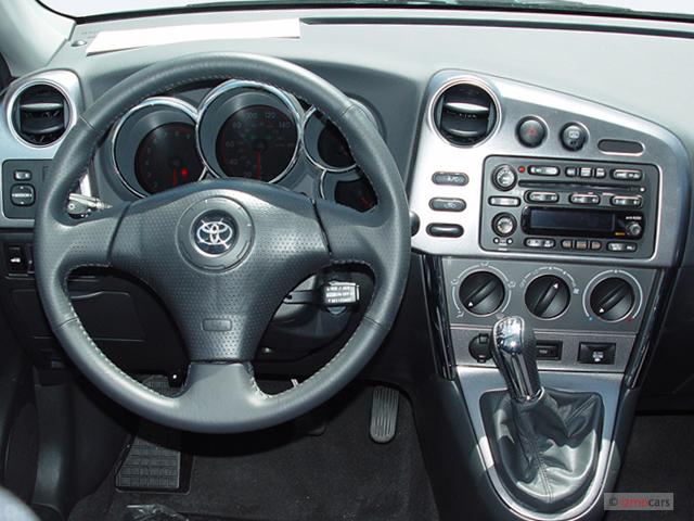 Image 2005 Toyota Matrix 5dr Wagon Xrs 6 Spd Manual Natl