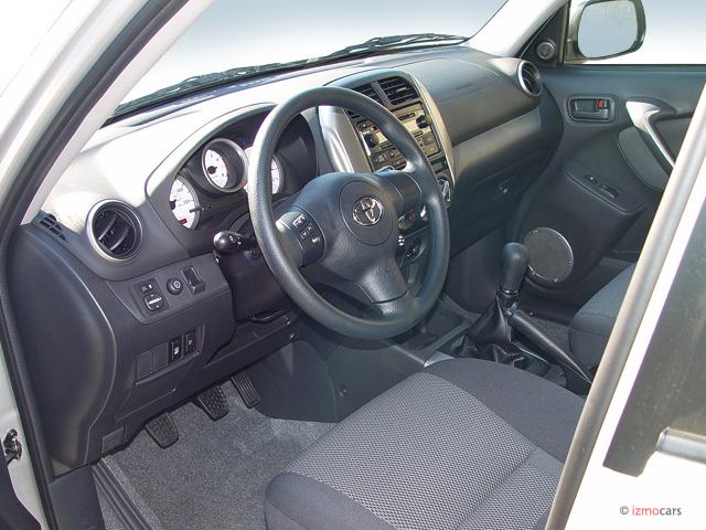 Image Toyota RAV Door Auto Natl Dashboard Size X - 2005 rav4