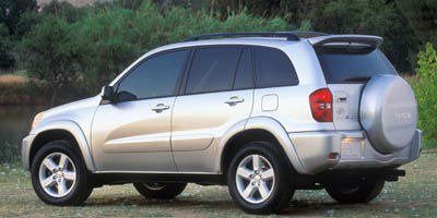 2005 Toyota RAV4 Review, Ratings, Specs, Prices, And Photos   The Car  Connection