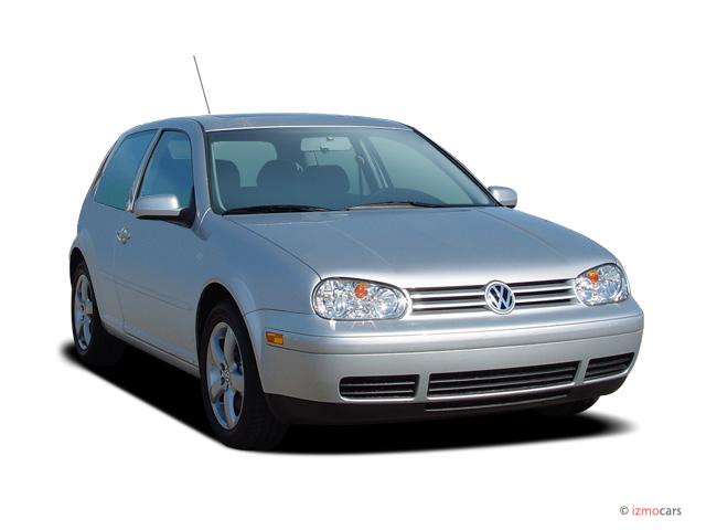 2005 Volkswagen GTI 2-door HB 1.8T Auto Angular Front Exterior View