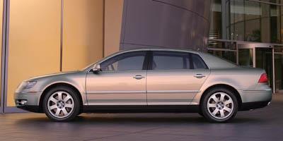 2005 Volkswagen Phaeton W12