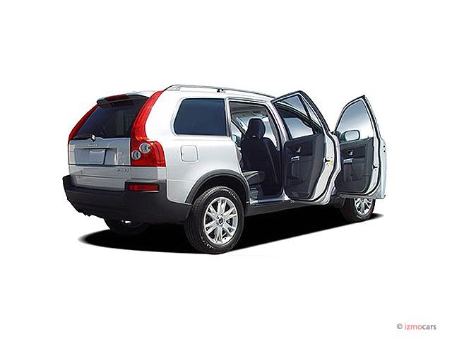 Image: 2005 Volvo XC90 4-door 2.5L Turbo AWD Open Doors ...