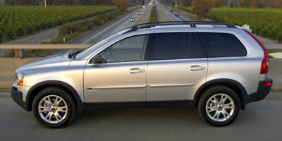 2005 Volvo Xc90 Review Ratings Specs Prices And Photos