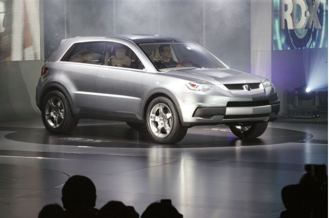 2005 Acura RD-X concept