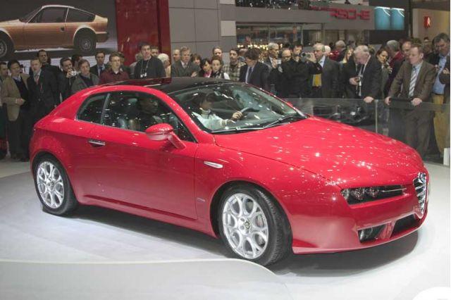 2005 Alfa Romeo Brera Concept