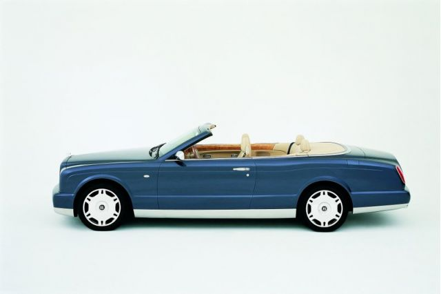 2005 Bentley Arnage Drophead Coupe