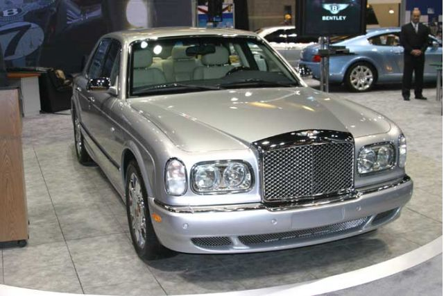 2005 Bentley Arnage R Mulliner
