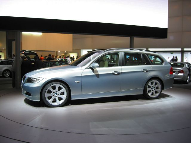 2005 BMW 3-Series Touring