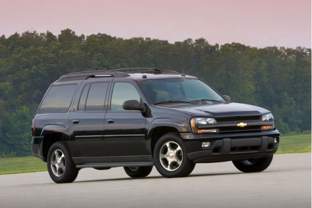 2005 Chevrolet TrailBlazer vs 2005 Ford Explorer  The Car Connection