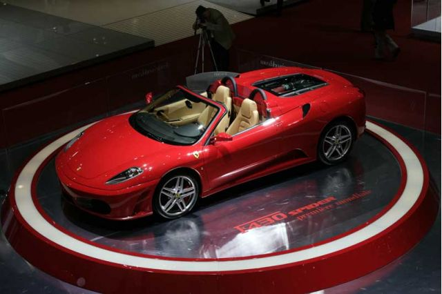 Casino Valets Give Ferrari F430 To Wrong Owner