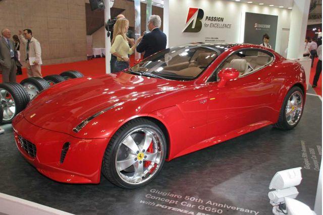 2005 Ferrari GG50