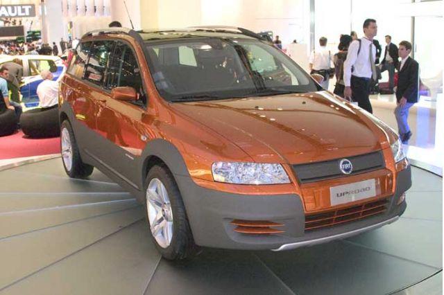 2005 Fiat Uproad