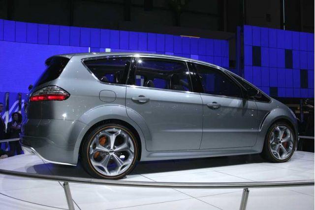 2005 Ford SAV Concept