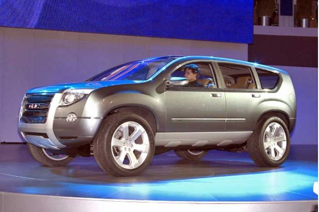 2005 GM Graphyte Concept