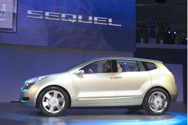 2005 GM Sequel concept