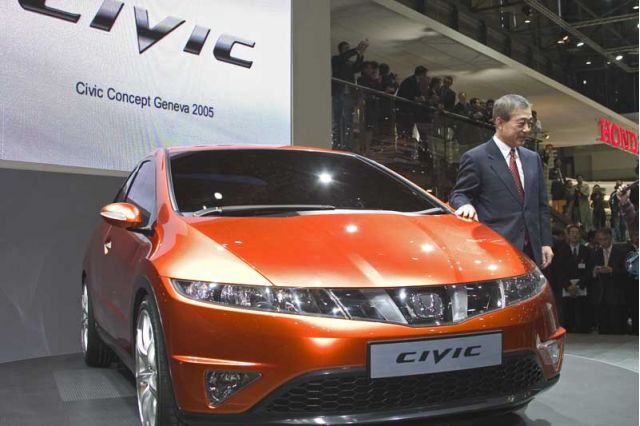 2005 Honda Civic Concept