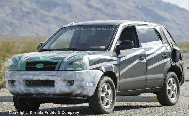 2005 Hyundai Crossover