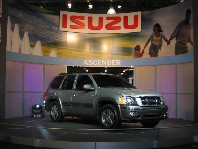 2005 Isuzu Ascender