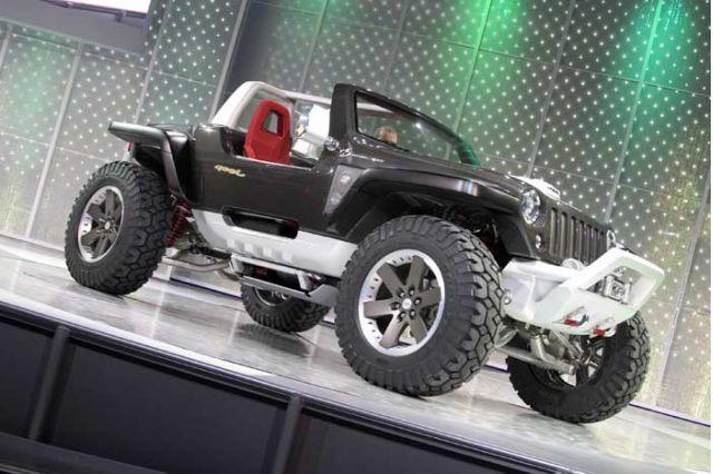 2005 Jeep Hurricane Concept