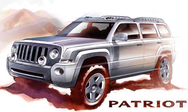 2005 Jeep Patriot concept