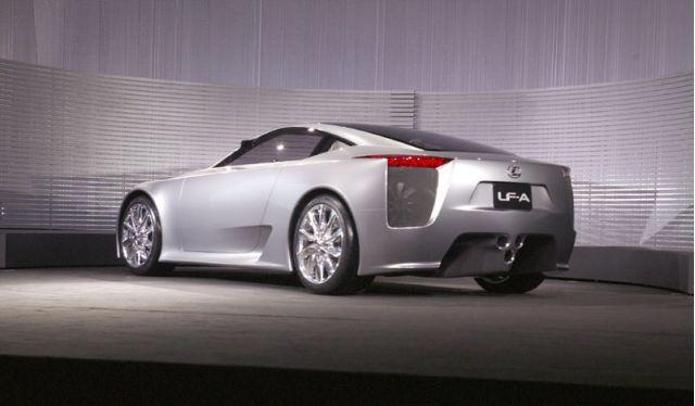2005 Lexus LF-A concept