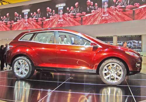 2005 Mazda MX-Crossport Concept