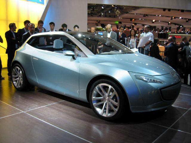 2005 Mazda Sassou concept