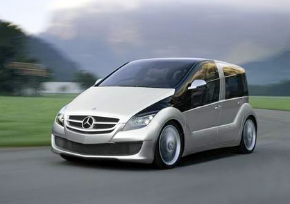 2005 Mercedes-Benz F600 HYGenius concept