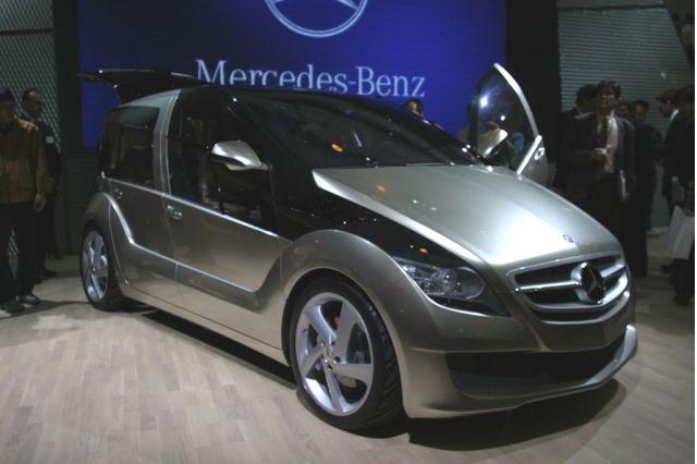 2005 Mercedes-Benz F600 HYGENIUS concept