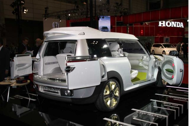2005 MINI Concept Tokyo