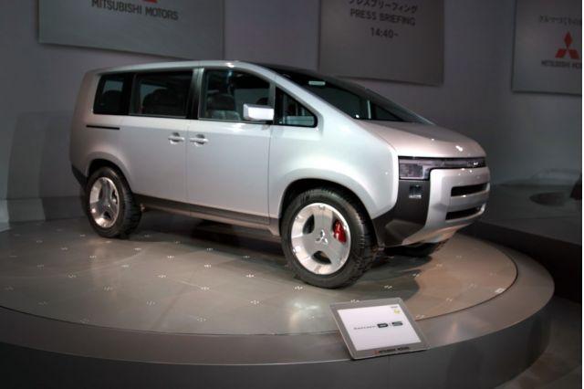 2005 Mitsubishi D:5 concept
