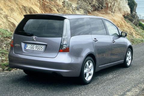 2005 Mitsubishi Grandis