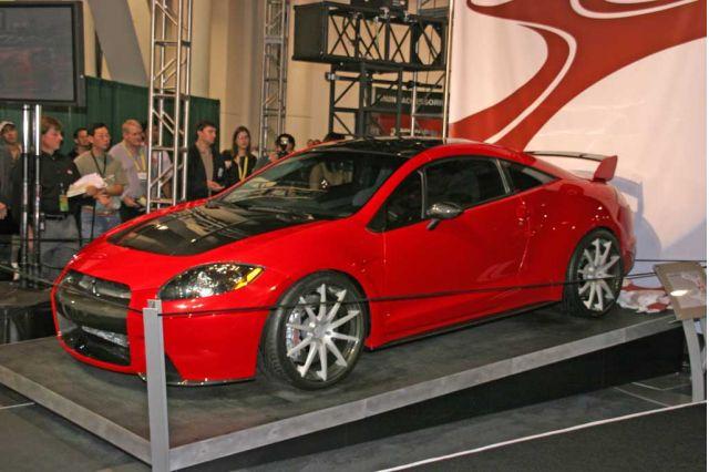 2005 Mitsubishi Ralliart Eclipse