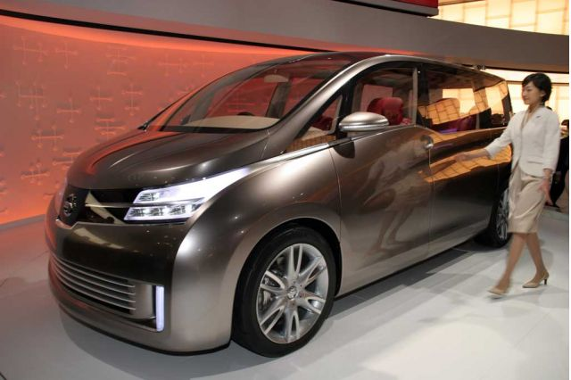 2005 Nissan Amenio concept