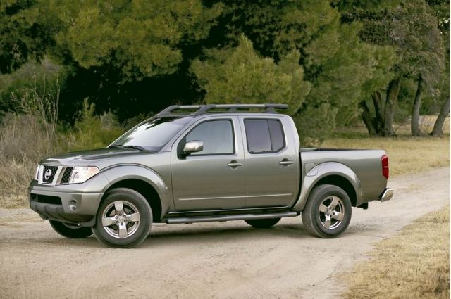 2005 nissan frontier review ratings specs prices and. Black Bedroom Furniture Sets. Home Design Ideas