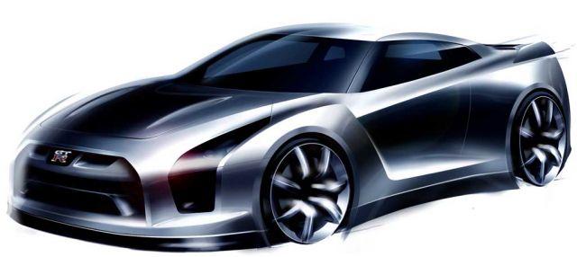 2005 Nissan GT-R concept